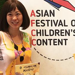 2017 - Nájdite svoj hlas a verte v neho, odkazuje singapurská autorka Emily Lim svojim čitateľom.
