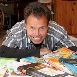2015 - Fabian Lenk na Bibliotéke