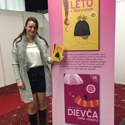 2016 - Recenzia na víťazný román Leto s Alexandrom