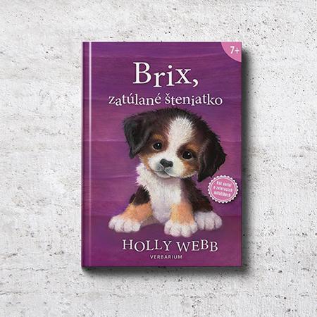 Brix, zatúlané šteniatko