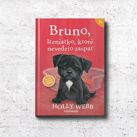 Bruno, šteniatko, ktoré nevedelo zaspať