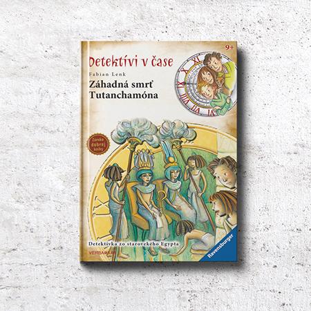 Detektívi v čase - 9. diel: Záhadná smrť Tutanchamóna