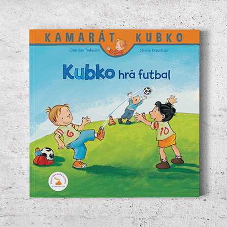 Kamarát Kubko - 2.diel: Kubko hrá futbal
