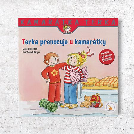 Kamarátka Terka - 18. diel: Terka prenocuje u kamarátky
