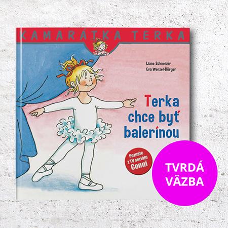 Kamarátka Terka - 21. diel: Terka chce byť balerínou