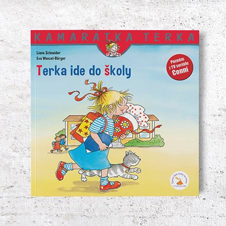 Kamarátka Terka - 16. diel: Terka ide do školy