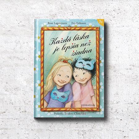 Príbehy o Tine a Fride - 7. diel: Každá láska je lepšia ako žiadna