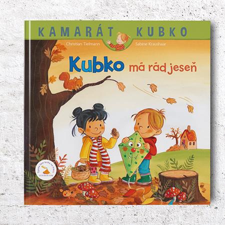 Kamarát Kubko - 18.diel: Kubko má rád jeseň