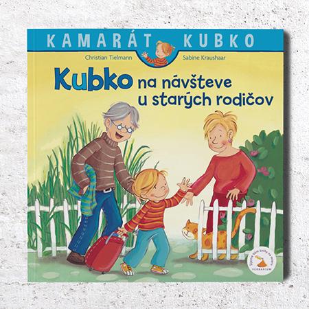 Kamarát Kubko - 9.diel: Kubko na návšteve u starých rodičov