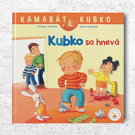 Kamarát Kubko - 16.diel: Kubko sa hnevá