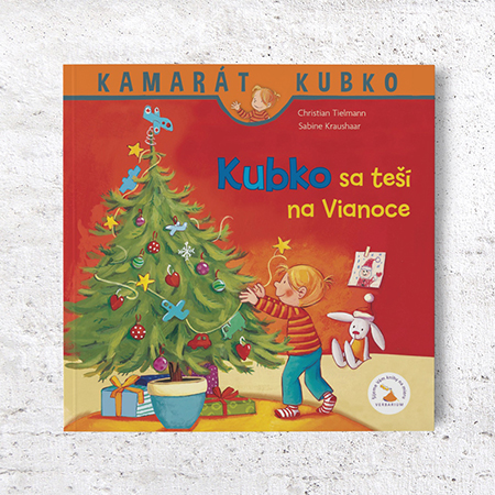 Kamarát Kubko - 4.diel: Kubko sa teší na Vianoce