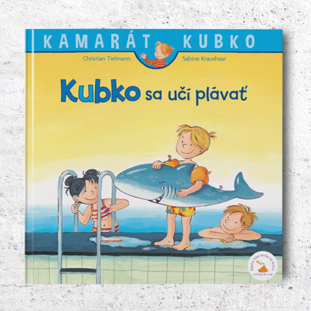 Kamarát Kubko - 11.diel: Kubko sa učí plávať