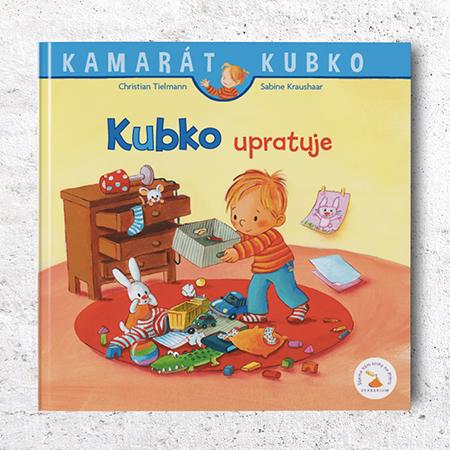 Kamarát Kubko - 14.diel: Kubko upratuje