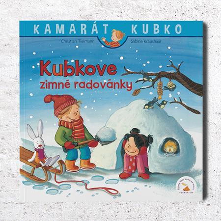 Kamarát Kubko - 10.diel: Kubkove zimné radovánky