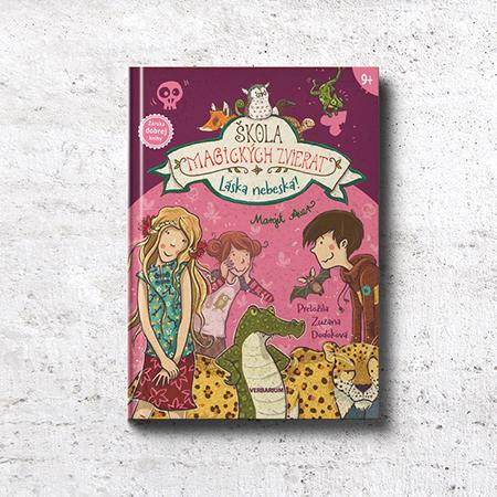 Škola magických zvierat - 8. diel: Láska nebeská!