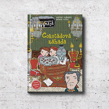 Detektívna kancelária LasseMaja - 12. diel: Čokoládová záhada