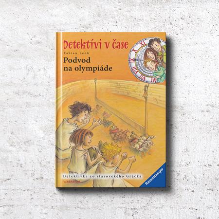 Detektívi v čase - 2. diel: Podvod na olympiáde