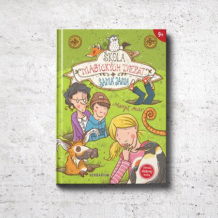 Škola magických zvierat - 2. diel: Samá jama