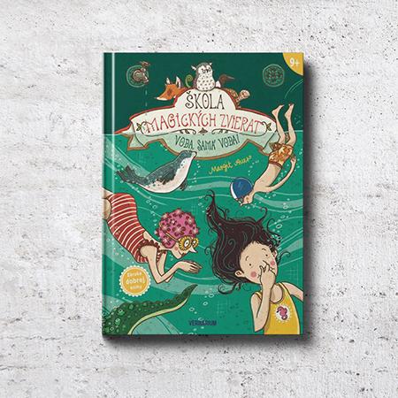 Škola magických zvierat - 6. diel: Voda, samá voda!