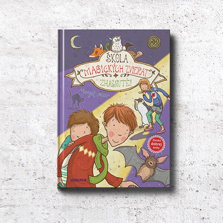 Škola magických zvierat - 3. diel: Zhasnuté!