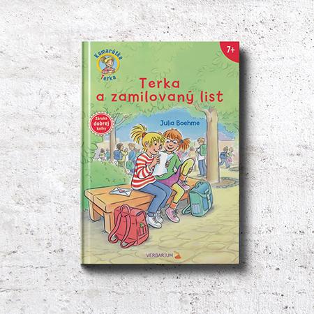 Školáčka Terka - 1. diel: Terka a zamilovaný list