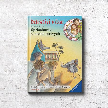 Detektívi v čase - 1. diel: Sprisahanie v meste mŕtvych
