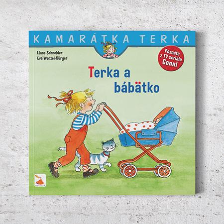 Kamarátka Terka - 2. diel: Terka a bábätko