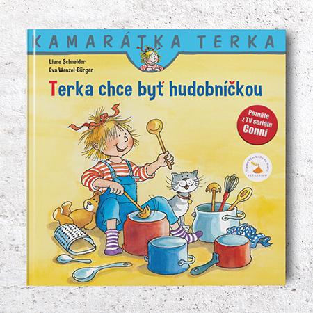 Kamarátka Terka - 26. diel: Terka chce byť hudobníčkou