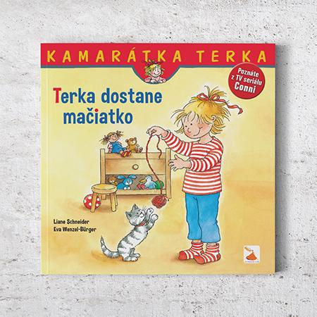 Kamarátka Terka - 4. diel: Terka dostane mačiatko