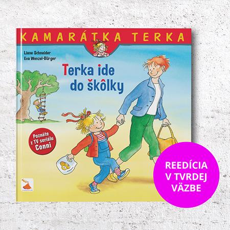 Kamarátka Terka - 1.diel: Terka ide do škôlky - reedícia