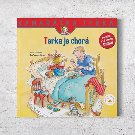 Kamarátka Terka - 14. diel: Terka je chorá