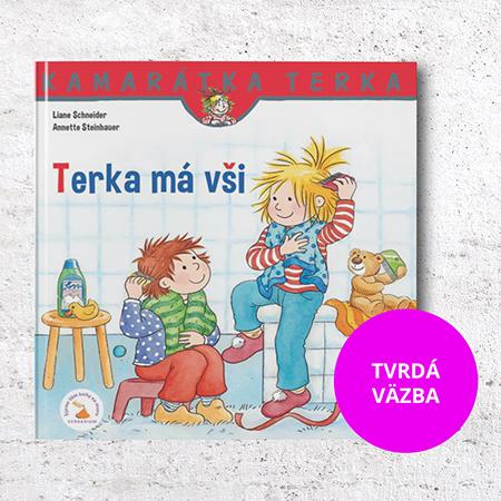 Kamarátka Terka - 24. diel: Terka má vši