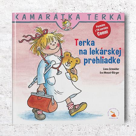 Kamarátka Terka - 9. diel: Terka na lekárskej prehliadke