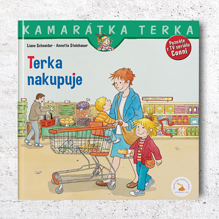 Kamarátka Terka - 31. diel: Terka nakupuje