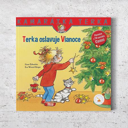 Kamarátka Terka - 15. diel: Terka oslavuje Vianoce
