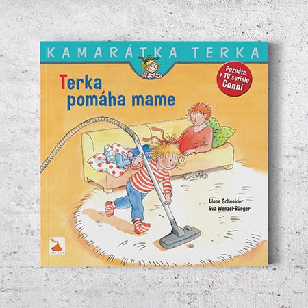 Kamarátka Terka - 6. diel: Terka pomáha mame