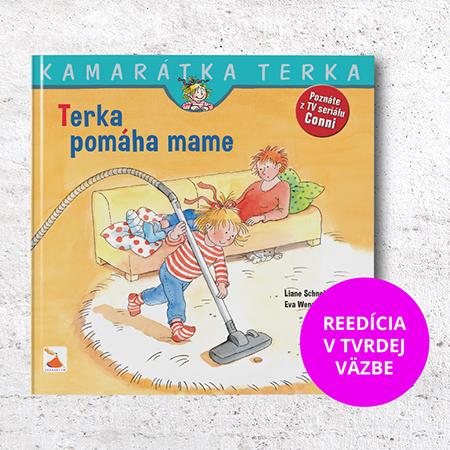 Kamarátka Terka - 6. diel: Terka pomáha mame - reedícia