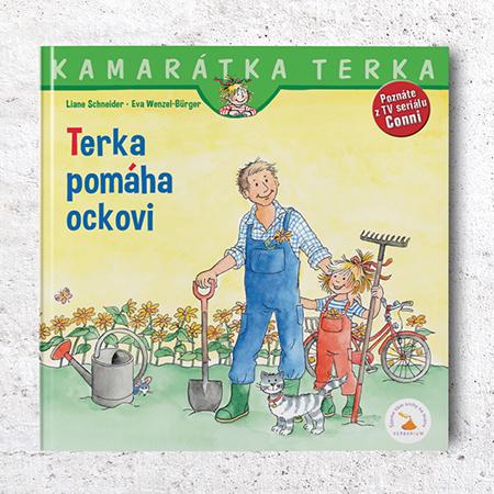 Kamarátka Terka - 32. diel: Terka pomáha ockovi