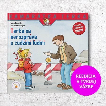 Kamarátka Terka - 17. diel: Terka sa nerozpráva s cudzími ľudmi - reedícia