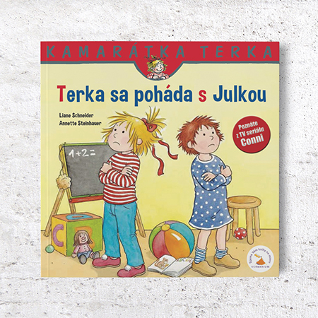 Kamarátka Terka - 19. diel: Terka sa poháda s Julkou