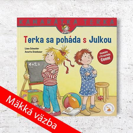 Kamarátka Terka - 19. diel: Terka sa poháda s Julkou - mäkká väzba