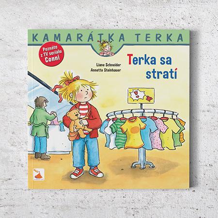 Kamarátka Terka - 5. diel: Terka sa stratí