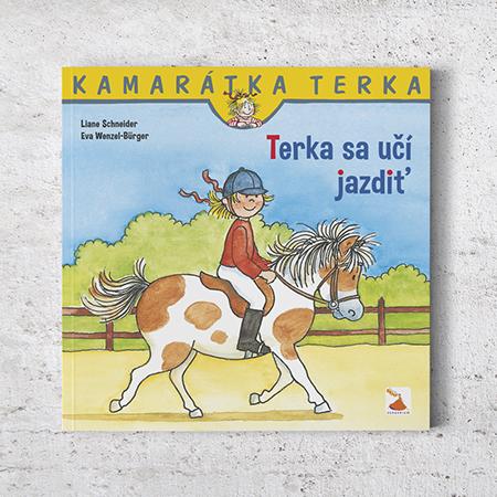 Kamarátka Terka - 3. diel: Terka sa učí jazdiť