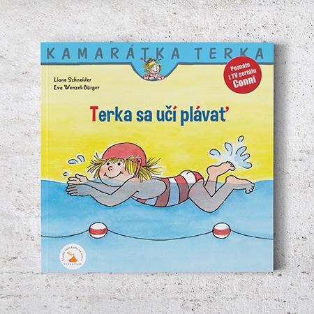 Kamarátka Terka - 12. diel: Terka sa učí plávať