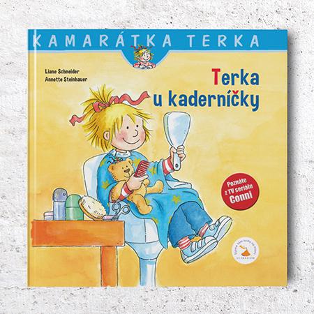 Kamarátka Terka - 25. diel: Terka u kaderníčky