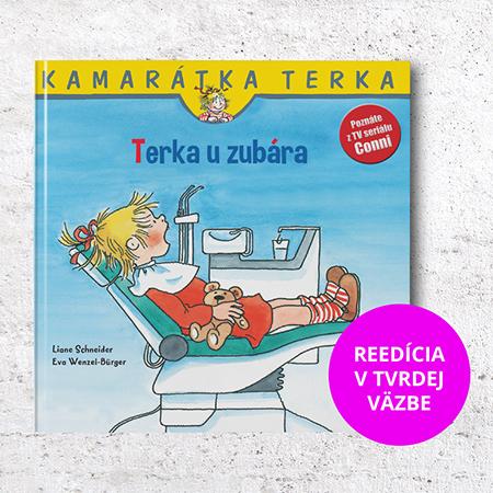 Kamarátka Terka - 10. diel: Terka u zubára - reedícia