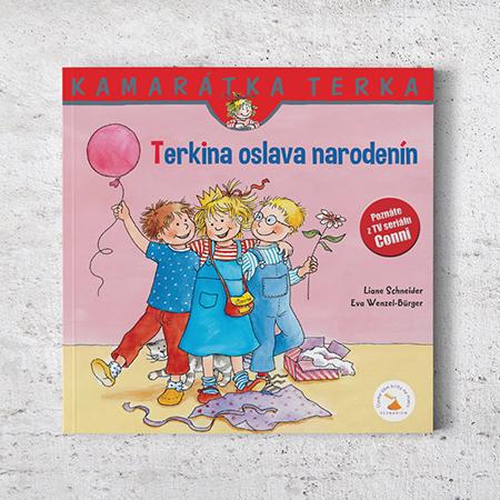 Kamarátka Terka - 11. diel: Terkina oslava narodenín