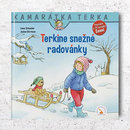 Kamarátka Terka - 30. diel: Terkine snežné radovánky