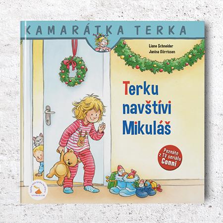 Kamarátka Terka - 29. diel: Terku navštívi Mikuláš